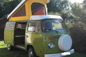 1978 VW Camper Westfalia Westy