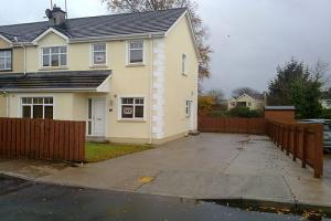 HOUSE-CONVOY - CO.DONEGAL 4 BED/2BATH SEMI 20 MINS FROM DERRY BORDER