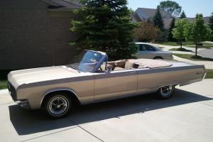 1968 Chrysler Newport Base Convertible 2-Door 6.3L