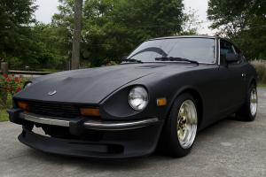 1977 Datsun 280z with SR20DET fully built, tuning tools and more NO RESERVE Photo