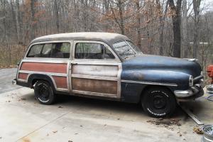 1951 mercury woody wagon needs restored