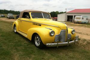 1940 Buick Special Conv