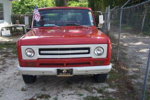 1970 INTERNATIONAL HARVESTER PICK UP 1200 SERIES