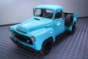 1956 International S 120  RARE 4X4 Original Barn Find Restoration!!!
