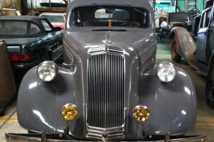 1936 LaFayette NASH 3610 Sedan ALL ORIGINAL Sleeper Version RUNNER