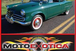 1953 CHAMPION DELUXE SEDAN, RARE BODY STYLE, NICE RESTORATION