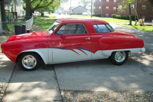 1951 STUDEBAKER COMMANDER DELUXE CUSTOMIZED