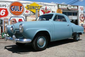 1951 Studebaker business Coupe 15,000 original miles