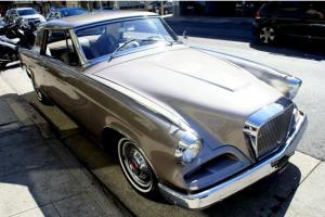 Hawk Gran Turismo, column shift manual, 289 V8, One owner, rust free, preserved Photo