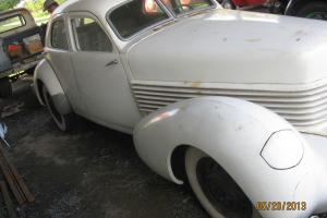 1936 Cord 810 Westchester