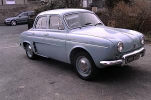 Renault Dauphine 1964