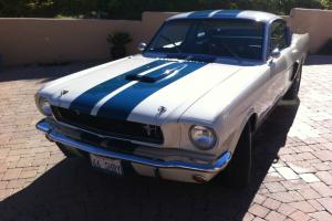 1966 Ford Mustang Shelby GT 350 Clone