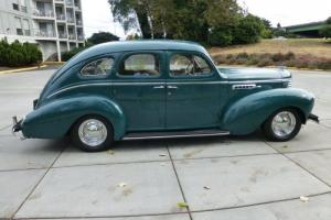 1939 Desoto S 6 deluxe Touring Sedan