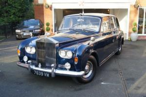 1969 Rolls Royce Phantom VII Limosine