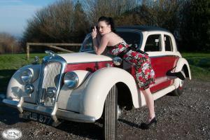 1952 Riley RME 4 door Saloon
