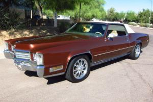 1970 Cadillac Eldorado - Beautifully Restored - 500ci V8 - Pristine - WOW!!