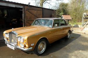 Rolls Royce Saloon