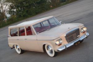 1963 studebaker lark wagonaire hot rat rod scta wagon surf street rod custom
