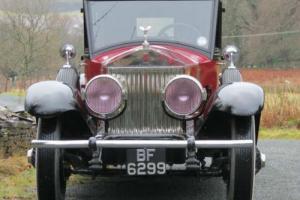 1928 Rolls-Royce LHD Phantom I Brewster Saloon S162RP