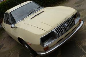 Lancia Fulvia Sport Zagato Series 1, 1969, Unfinished Restoration, all parts