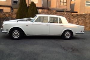 Classic Car - Rolls Royce Silver Shadow 1 For Sale