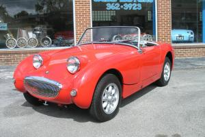 1959 Austin-Healey Bugeye Sprite Photo