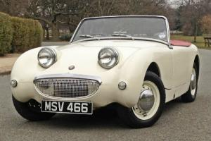 1959 Austin HEALEY SPRITE Frogeye - RHD CAR - ALL STEEL