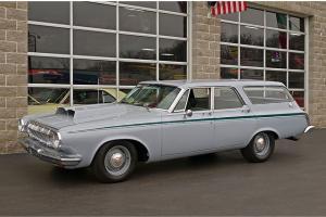 1963 Dodge Wagon Max Wedge 440 4 Speed