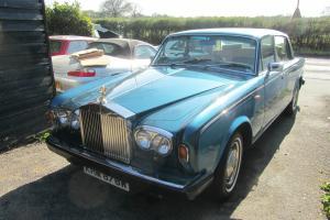 Bentley Shadow 11 standard car Blue eBay Motors #151052131316 Photo