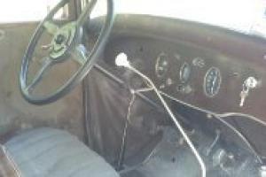 Packard 626 Sedan Barn Find