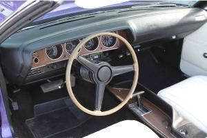 1971 CHALLENGER R/T CONVERTIBLE 440 SIX SUPER NICE NO RUST
