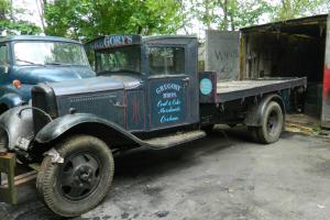 vintage ford lorry,,,1932 AA model..