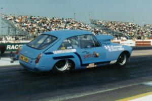 mgb gt pro rover championship race car...THE SUPER B...