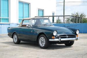 1966 Sunbeam Alpine Series 5
