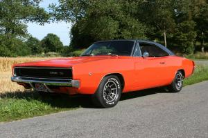 1968 Dodge Charger 383cui BB