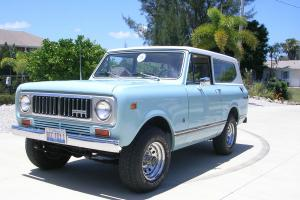 1974 International Scout II Photo
