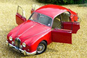 1963 Jaguar MK II 3.8 auto