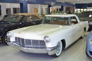 """1956 LINCOLN CONTINENTAL   """"STUNNING INSIDE AND OUT"""""""