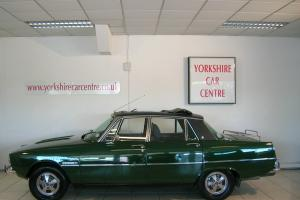 1972 ROVER P6 3500 S MANUAL 5 SPEED IN GREEN LOVELY EXAMPLE UK WIDE DELIVERY