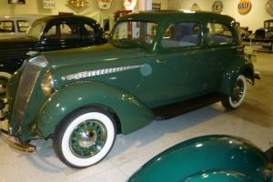 1936 Hupmobile 4 Door, not Chevrolet, Ford, Dodge, Chysler, Pontiac, or Buick
