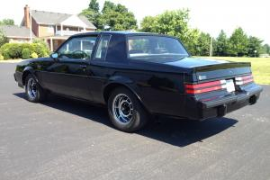1987 Buick Grand National T-Top 3.8 V-6