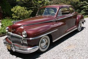 1948 DeSoto Club Coupe