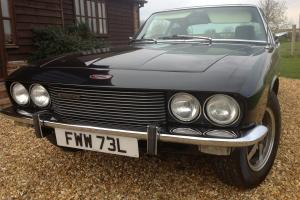 Jensen Interceptor Series III....very VERY nice.1973 but built 72 historic tax