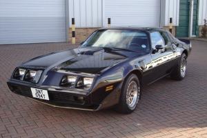 1979 Pontiac Trans Am Special Edition