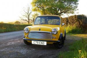 1986 Classic Mini 1000. Extensively restored. Superb Photo