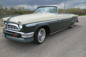 1955 Chrysler New Yorker Roadster / One of a Kind Show Condition Antique Car