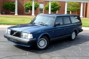 Volvo 240 245 Wagon 1988 - Full Restoration 15k Photo