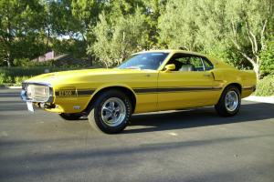 GT500 100 point car,once by Carroll Shelby Hot Rod Classic Muscle Car Custom