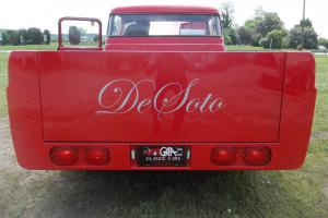 1960 Desoto Pick up Truck