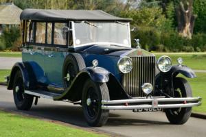 1932 Rolls Royce 20/25 Open tourer. Stunning.